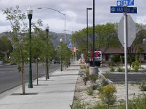 Coalinga Street Beautification Project